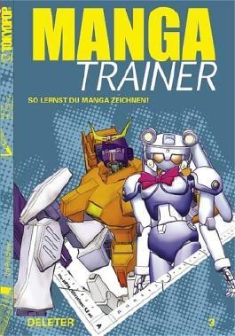 Manga Trainer 03 - So lernst Du Manga zeichnen!