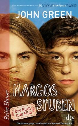 Margos Spuren (John Green) – Das Buch zum Film