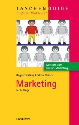 Marketing: TaschenGuide (Haufe TaschenGuide)