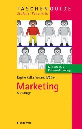 Marketing: TaschenGuide (Haufe TaschenGuide)