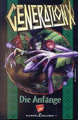Marvel Exklusiv 01: Generation X - Die Anfänge (Marvel Comics Top Cow)