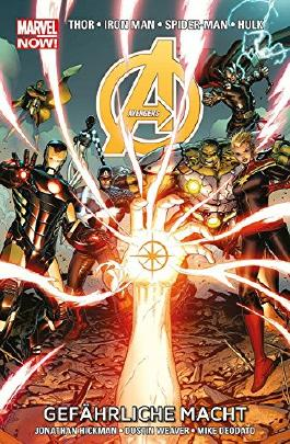 Marvel Now!- Paperback Softcover - Avengers #2: Gefährliche Macht (2014, Panini)
