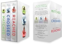 Matched Trilogy box set by Condie, Ally [2012]