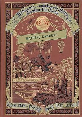 Matthias Sandorf. Roman.