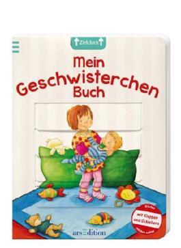 Mein Geschwisterchen-Buch