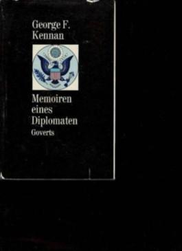 Memoiren eines Diplomaten. Memoirs 1925-1950
