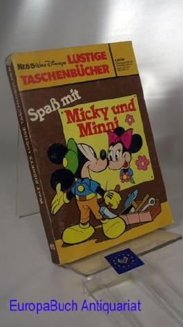 Micky und Minni : Lustige Taschenbücher Nr.65