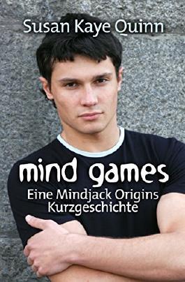 Mind Games  (Eine Mindjack Origins Kurzgeschichte)
