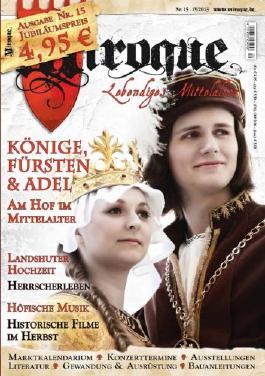 Miroque Nr. 15: Am Hof im Mittelalter