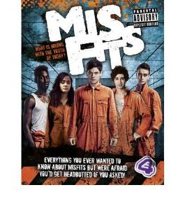 Misfits by O'Leary, Mike ( AUTHOR ) Oct-25-2012 Hardback