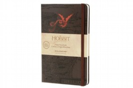 Moleskine The Hobbit Hard Plain Large Limited Edition Notebook