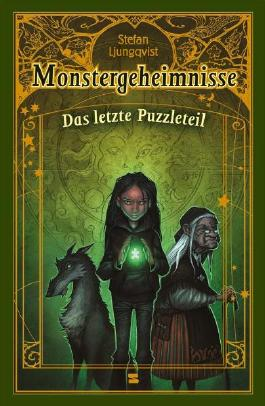 Monstergeheimnisse, Band 03