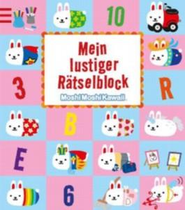 MoshiMoshi - Mein lustiger Rätselblock
