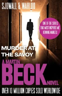 Murder at the Savoy (The Martin Beck series, Book 6)