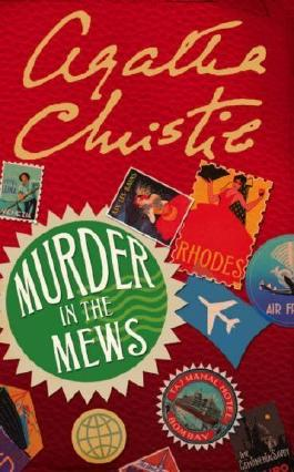 Murder in the Mews (Poirot) by Christie, Agatha (2008) Paperback