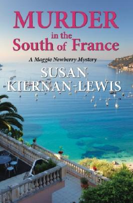 Murder in the South of France (The Maggie Newberry Mystery Series)