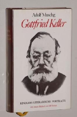 Muschg, Adolf: Gottfried Keller. 4. Aufl. München, Kindler, 1977. Kl.-8°. 412 S. m. Illustr. Kstldr. Schutzumschl. (ISBN 3-463-00698-7)
