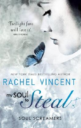 My Soul to Steal (Soul Screamers - Book 4)