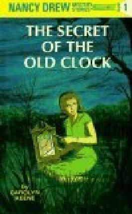 Nancy Drew Mystery Stories; The Secret of the Old Clock
