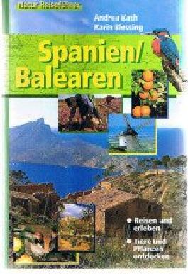 Natur Reiseführer Spanien/Balearen