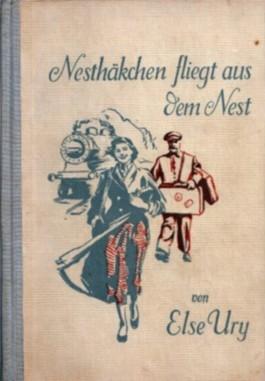 Nesthäkchen. Bd. 5. Nesthäkchen fliegt aus dem Nest
