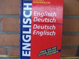 Neues Grosses Wörterbuch - Englisch-Deutsch - Deutsch-Englisch