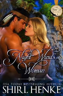 Night Wind's Woman (Santa Fe Trilogy)