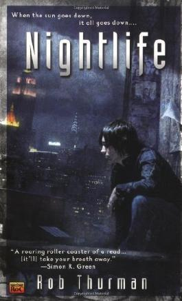 Nightlife (Cal Leandros, Book 1) by Thurman, Rob [2006]