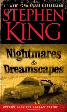 Nightmares And Dreamscapes. Alpträume, englische Ausgabe
