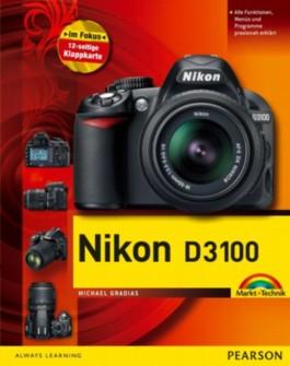 Nikon D3100: mit 12-seitiger Klappkarte (Kamerahandbücher)