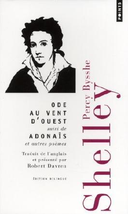 Ode au vent d'ouest : Adonaïs et autres poèmes