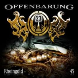 Offenbarung 23, Rheingold, 1 Audio CD