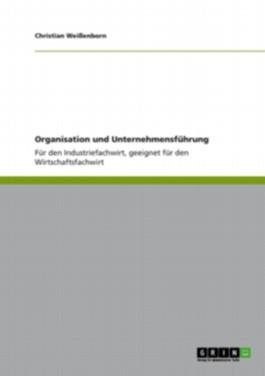 Organisation und Unternehmensführung
