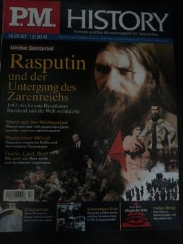 P.M. History 12/ 2010