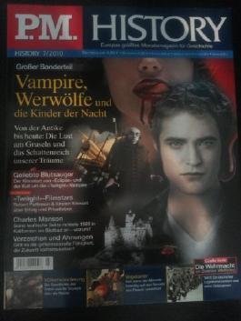 P.M. History 7/ 2010
