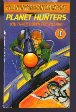 PLANET HUNTERS # 10 (Be An Interplanetary Spy)