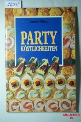 Party Köstlichkeiten
