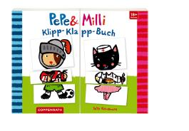 Pepe & Milli - Klipp-Klapp-Buch