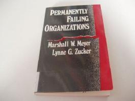 Permanently Failing Organizations