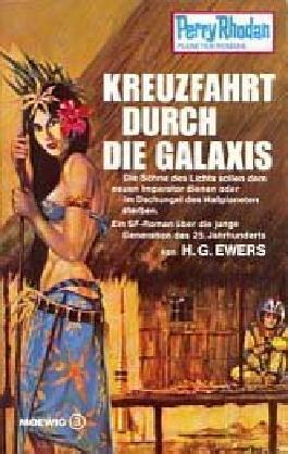 Perry Rhodan - Taschenbuch Bd. 57, Kreuzfahrt durch die Galaxis
