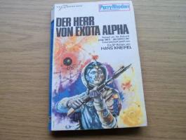 Perry Rhodan: Der Herr von Exota Alpha