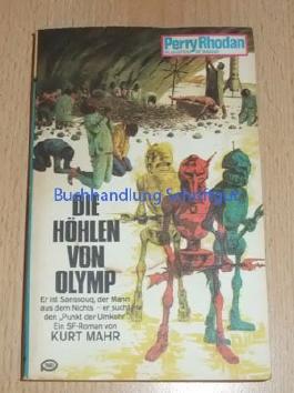 Perry Rhodan: Die Höhlen von Olymp
