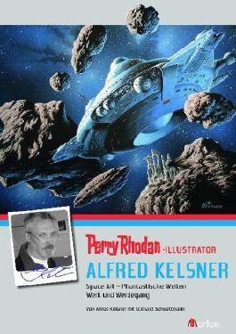 Perry Rhodan-Illustrator Alfred Kelsner
