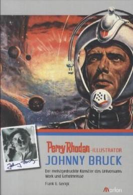 Perry Rhodan-Illustrator Johnny Bruck