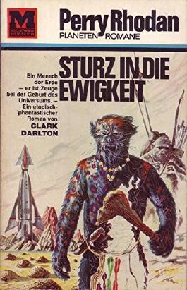 Perry Rhodan Planet Romane Nr. 4 Sturz in die Ewigkeit