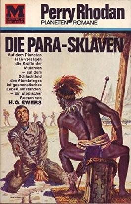 Perry Rhodan Planeten Romane Nr. 12 Die Para-Sklaven