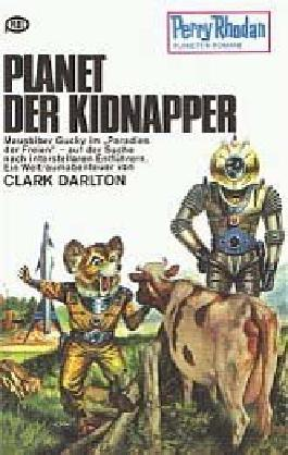 Perry Rhodan Planetenromane, Band 118: Planet der Kidnapper