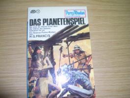 Perry Rhodan Planeteromane: Band 141: Das Planetenspiel