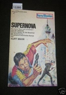 Perry Rhodan Planeteromane: Band 66: Supernova