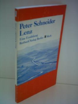Peter Schneider : Lenz - Eine Erzählung